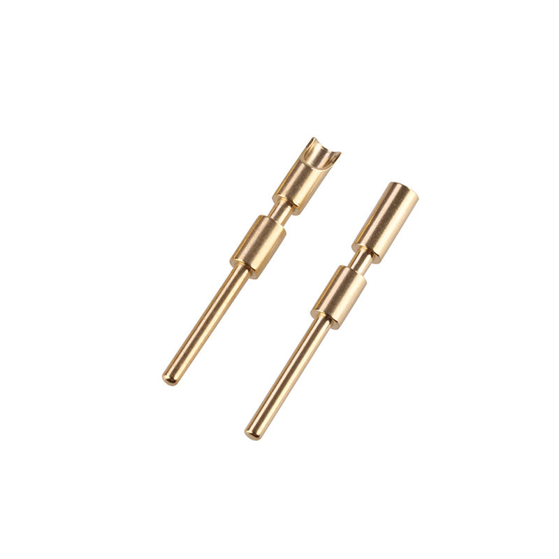 Factory direct 0.8mm waterproof connector pin terminal Aviation pin