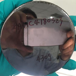4 inch Silicon Carbide Wafer Use In High Speed Electric Car