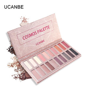 20 Colors Makeup Shimmer Matte Waterproof Eyeshadow Palette