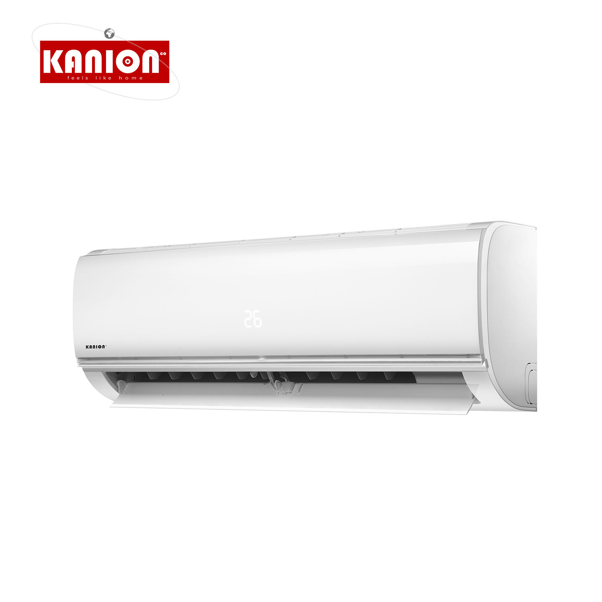 KANION mini split ac 1ton 12000BTU Cooling and Heating Inverter wall split type air conditioner