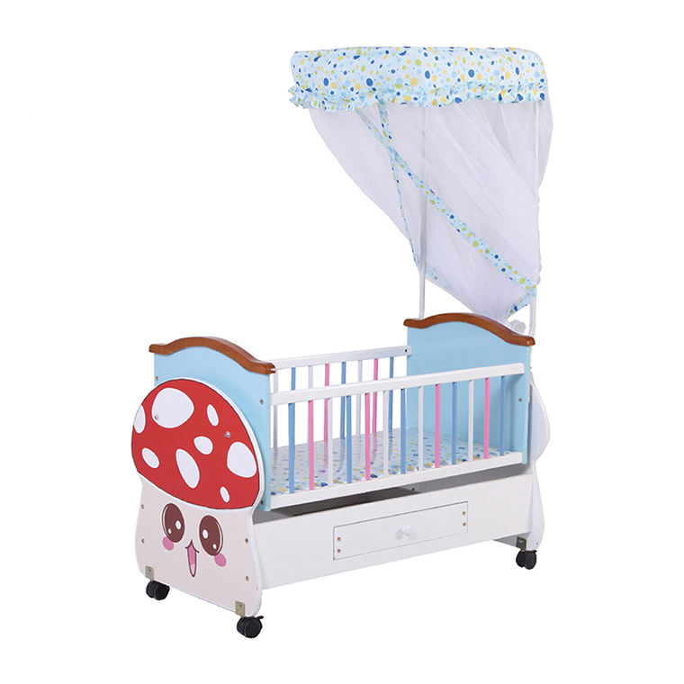Baby Bassinet Sleeping Cradle Bed Crib high quality Party Oem Box Pcs Plastic Trial Color