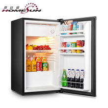 Wholesale Auto-Defrost Hotel 85L Mini Bar Fridge Refrigerator
