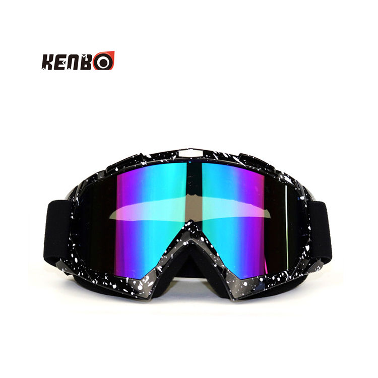 Kenbo Eyewear Accessories Designer Windproof Snow Ski Goggles Outdoor Sports Glasses Supplier