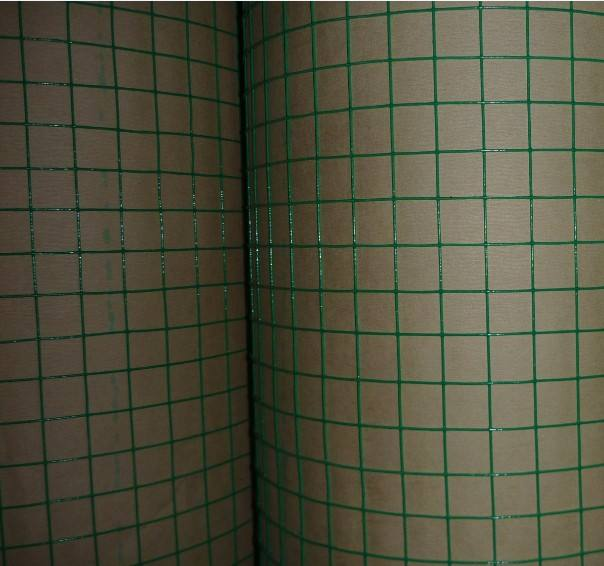 15x15 welded wire mesh hot dipped galvanized or electric galvanized then pvc coated price