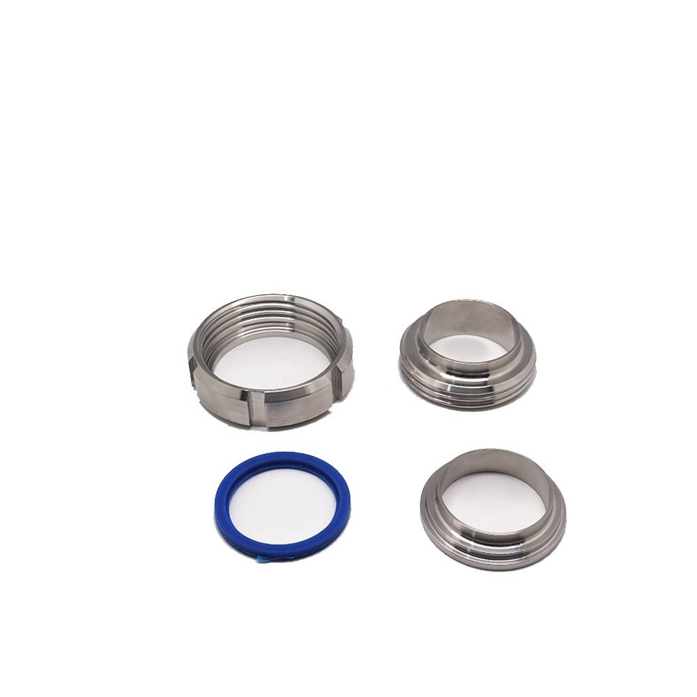 SS316L Stainless Steel Rotary Union Pipe Fittings For Pipe Connection