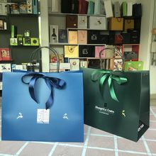 Manufacturer Custom color Luxury Printed Gift Shopping Paper Gift Bag