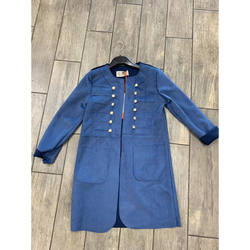 Women long fashion suede double button coat autumn 2020 from Italy