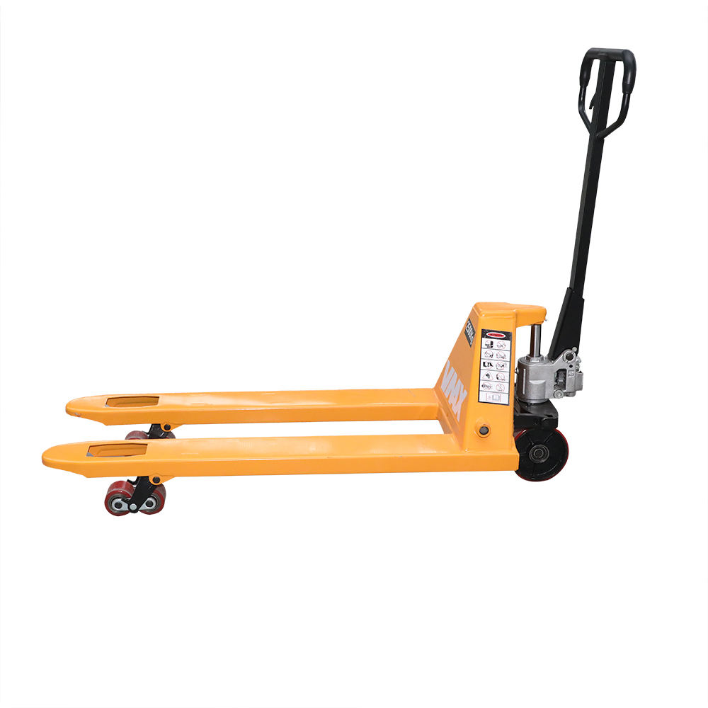 China hot sale Hydraulic pump hand pallet truck have CE,SGS with manual/hand pallet truck 3000kg