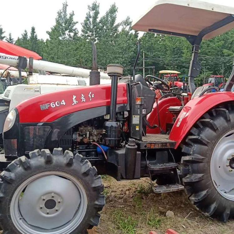 Used tractor 55HP second hand tractor