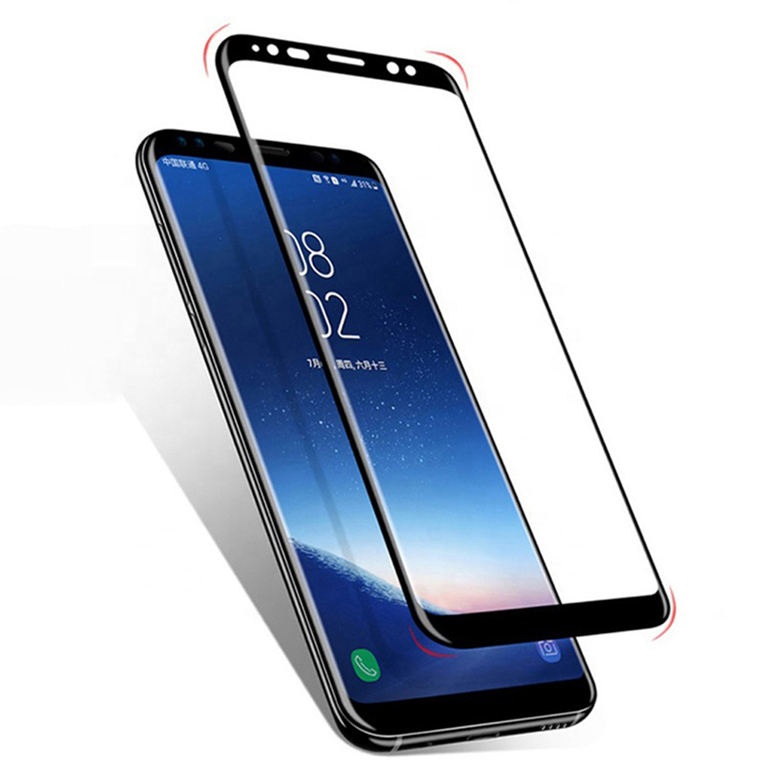 New full glue Protective film Curved 3D full coverage tempered glass for HUAWEI P30pro FUSIONFINITY