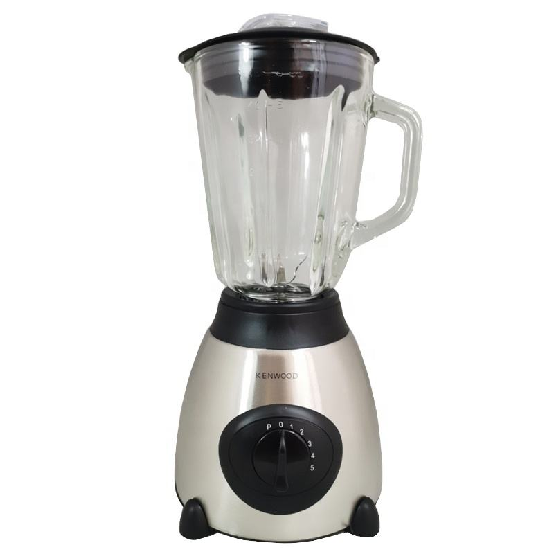 <span class=keywords><strong>Alat</strong></span> Dapur 850W 2 In 1 Blender dengan 1.5L Toples dan Body Stainless Steel Blender Mixer