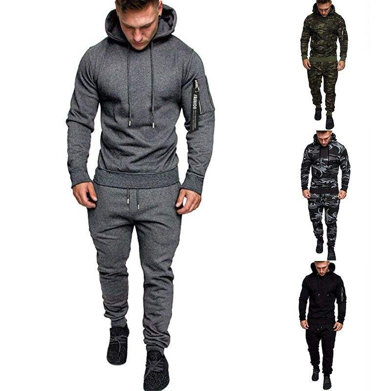 oem designer sports grey hooded stylish tracksuit mens custom logo,design men tracksuit,men custom sweat suit