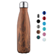 Promotional sports Water Bottle customized logo Stainless Steel Vacuum Flask