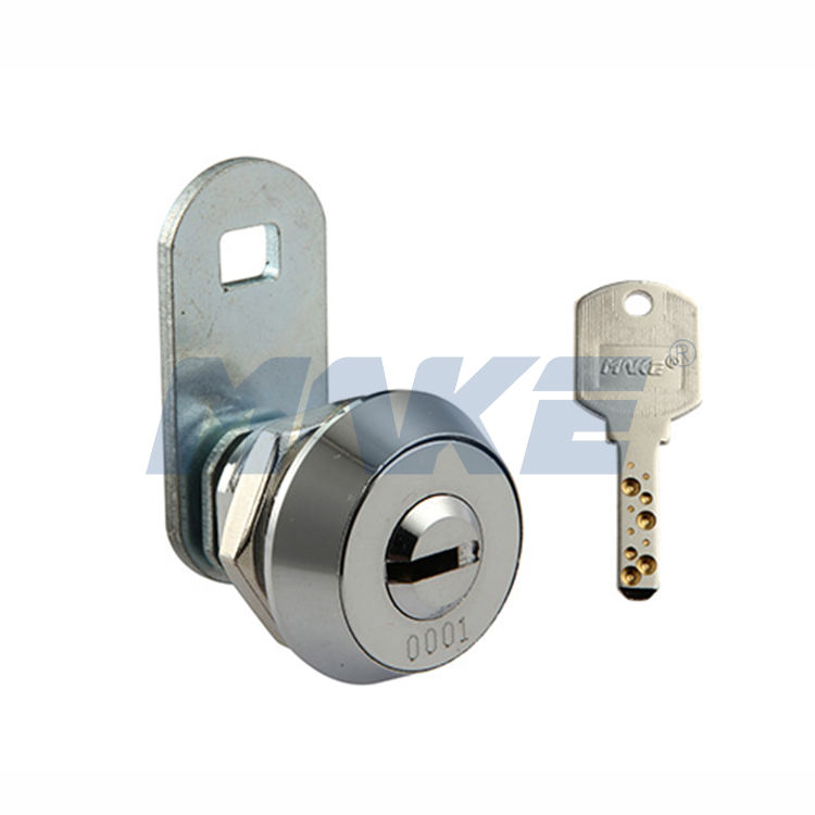 Security Lock Cylinder MK114BS Top Security Zinc Alloy Pin Tumbler Cylinder Cam Lock