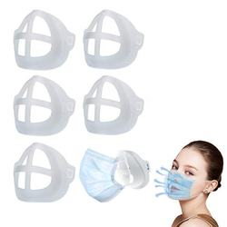 Food Grade Soft Washable Reusable Face Masking Holder Inner