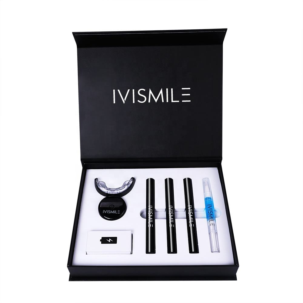 IVISMILE Professional Effective Whitening Tooth Custom Teeth Whitening Kit