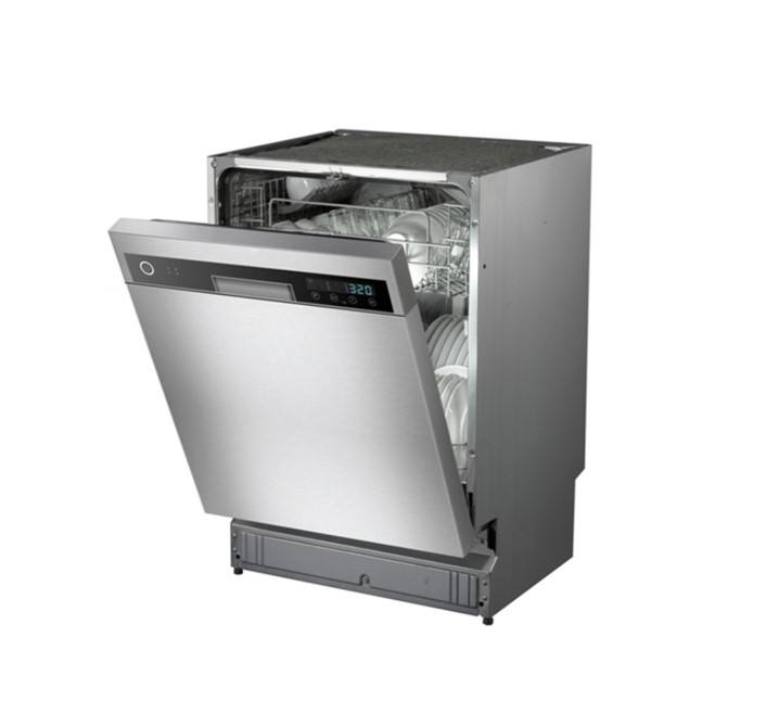 small professional canteen stainless steel dishwasher