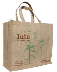 jute bag shopping
