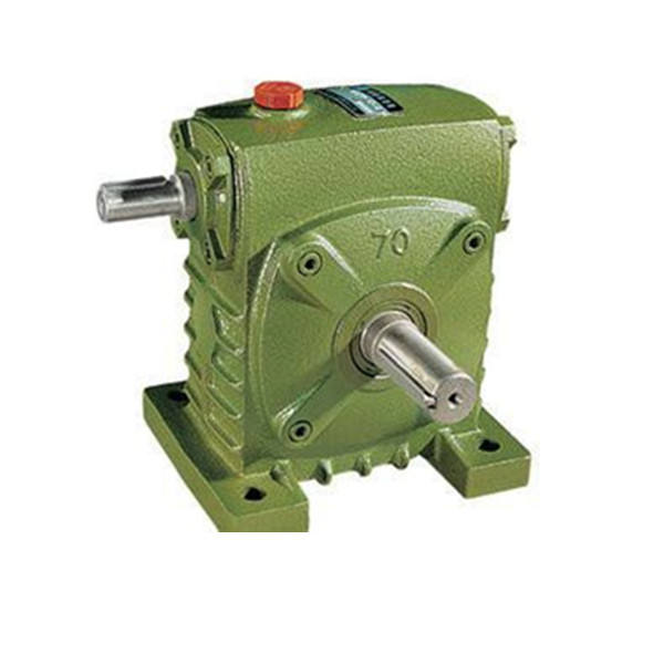WPS 70 series turbo-worm reducer iron cast vertical reducer worm gear reducer gearbox for industry part
