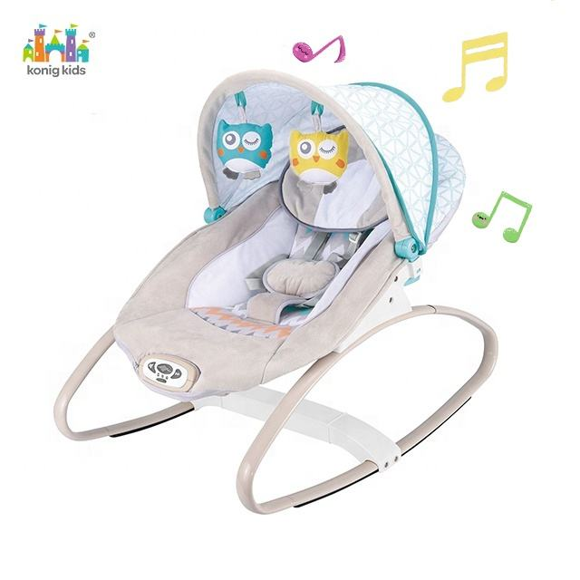 Indoor Baby Swings Baby Bouncer Chair Multifunction Bouncer Chair For Babies