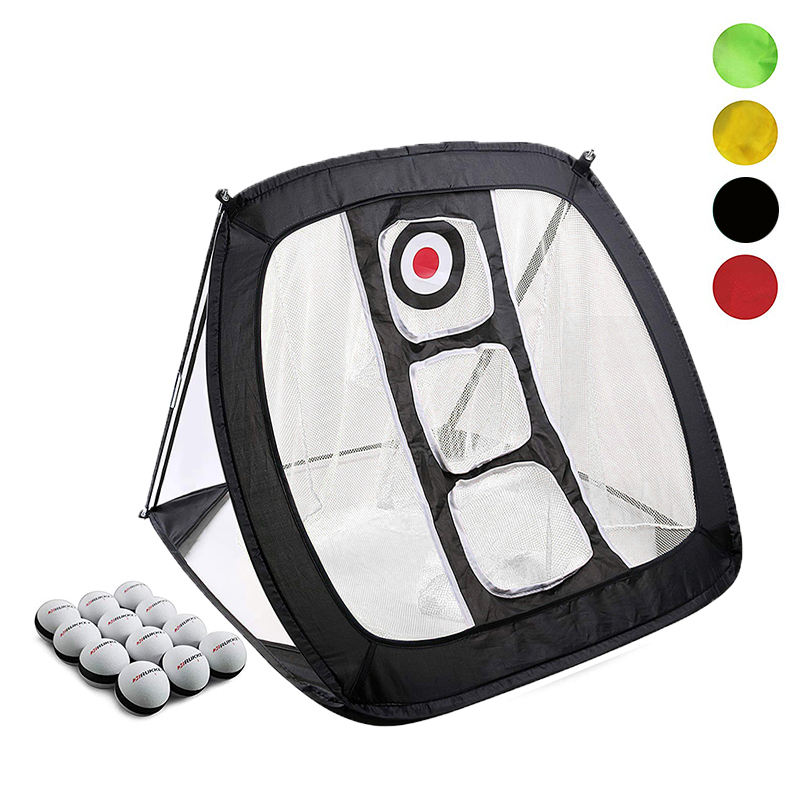 Golf swing Practice set Golf Chipping Net and cage