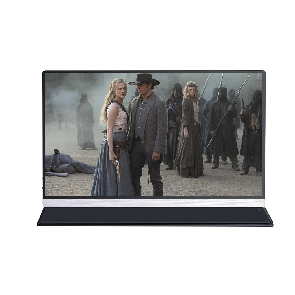 15.6 inch touch mobile phone lcd portable 4k monitor