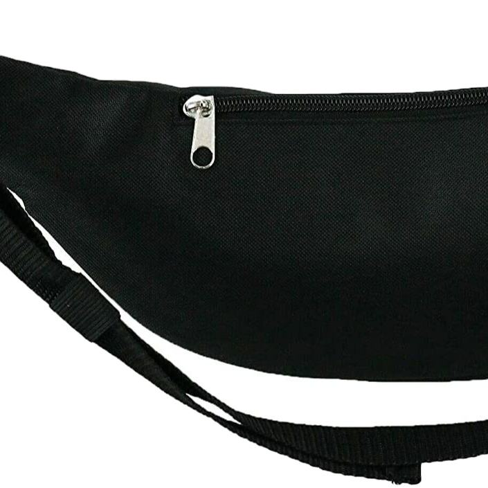600d Fashion Design Promotionele Fanny Pack Sport Waist Belt Bag