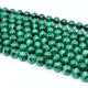 Trade Insurance 6mm/8mm/10mm High Grade Natural Light Malachite Loose Beads