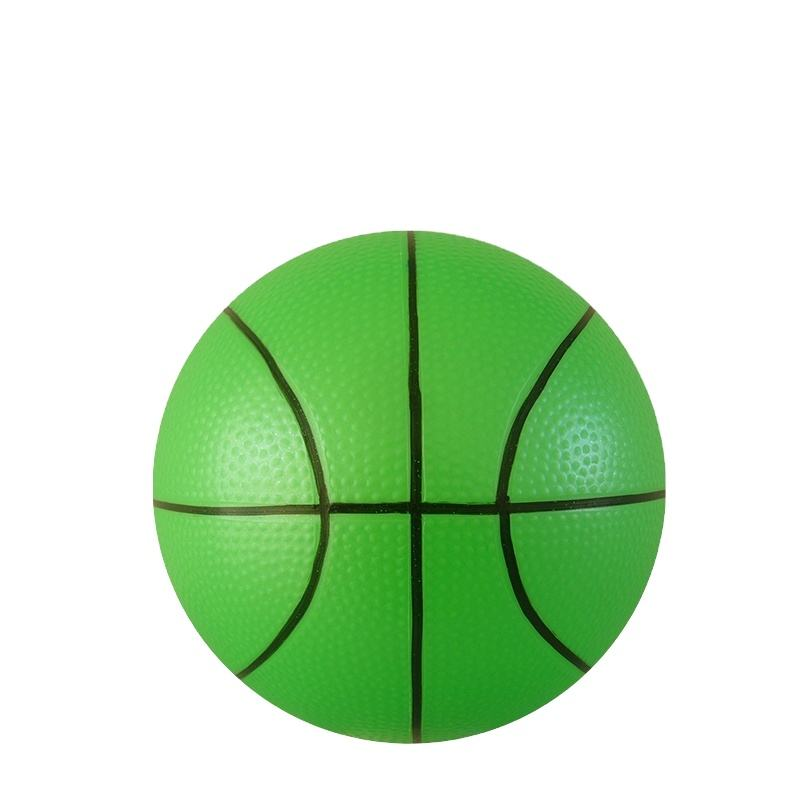 Cheap promotional inflatable toy 6 inch mini pvc basketball
