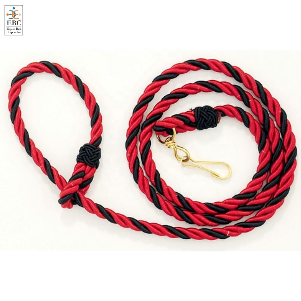 Lan yards & Whistle Cords für Sicherheits uniformen