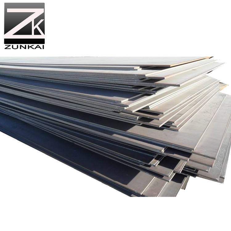 Rizhao steel factory produced high carbon steel plate price