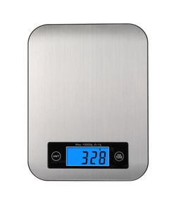 Canny Stock Multifunction 5Kg Electronic Food Weight Scale Digital Weighing Kitchen Scale