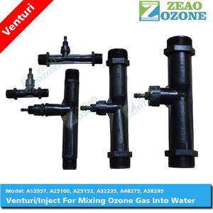 Air Gas Mixer ozono ผสม Venturi 2