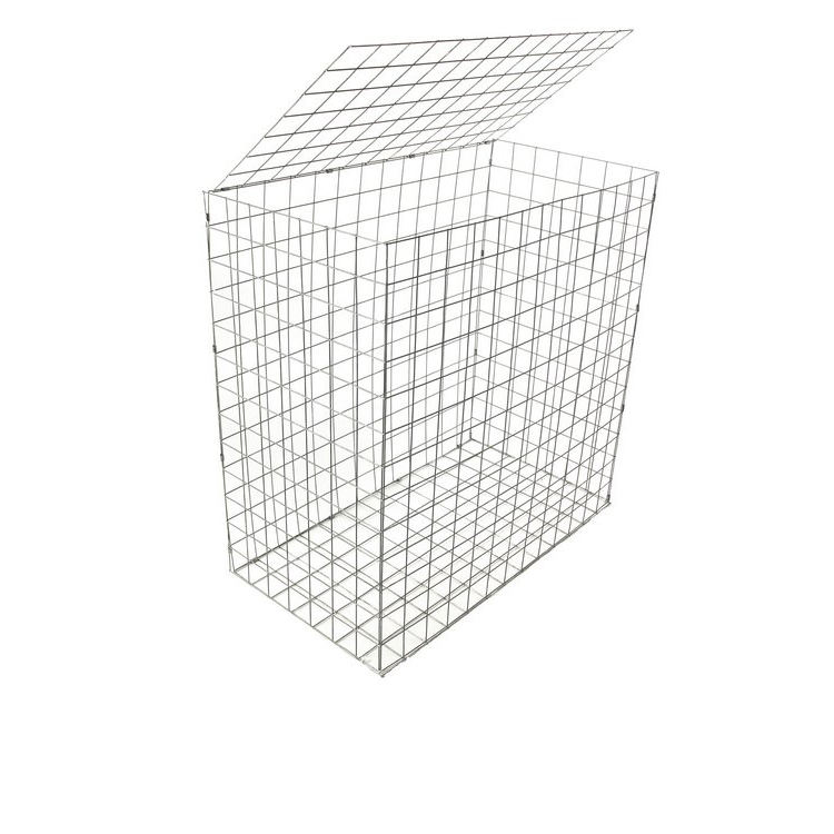 Welded galvanized gabion box/ gabion basket/ stone for gabion price
