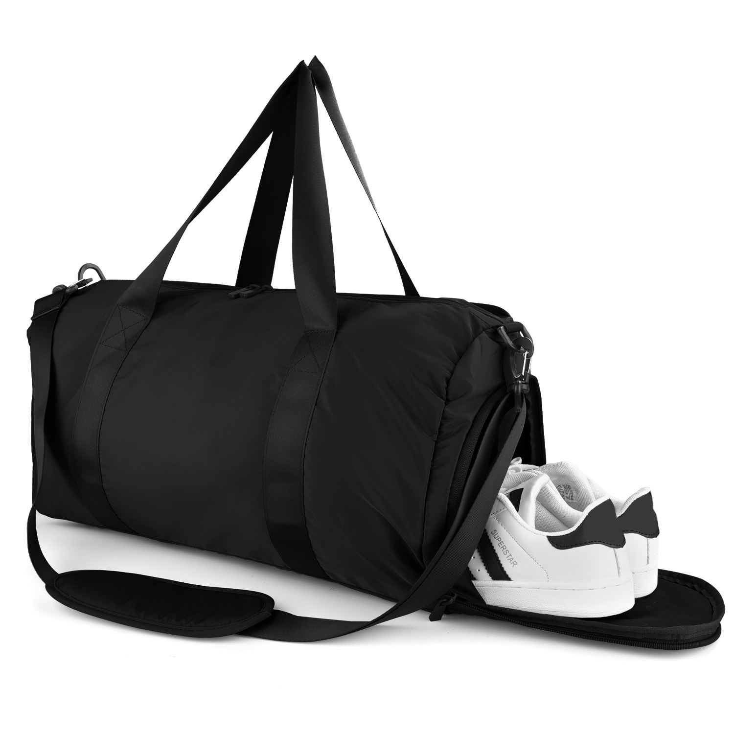 SGA00233 Sport Outdoor Wet Dry Compartment Travel Packing Gym Bag