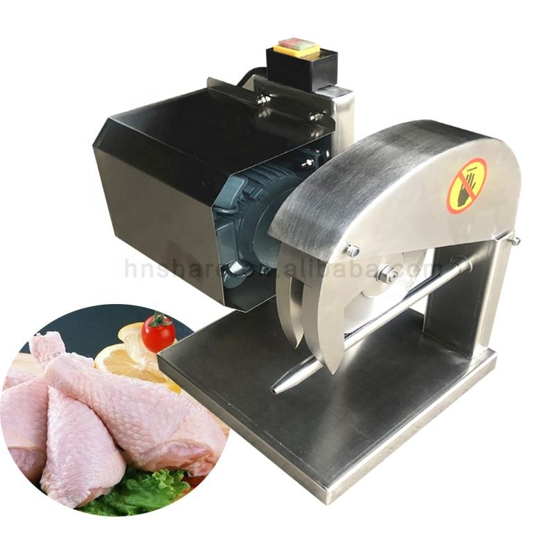 Electric Poultry Chicken Cutter Meat Cutting Machine for Home