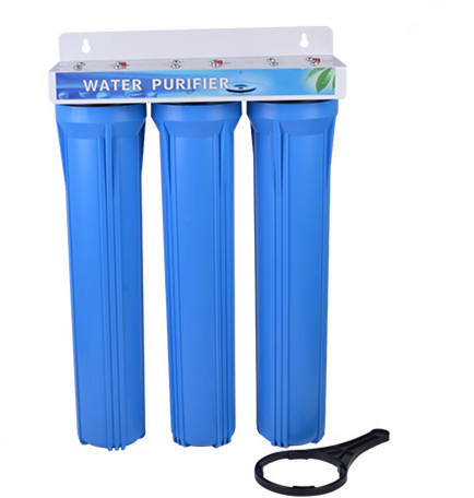 3 Stages Household Popular Purification Personal Portable Purify Water Filter