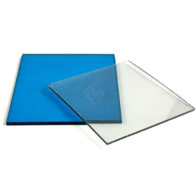 Lexan virgin material transparent 6mm flat Polycarbonate PC solid sheet for signs/pool enclosures/switchgear
