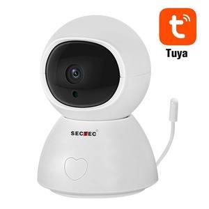 Sectec HD 1080P Smart Home Security Audio Baby Monitor Wifi IP Camera Wireless CCTV Surveillance Video Tuya Baby Monitor