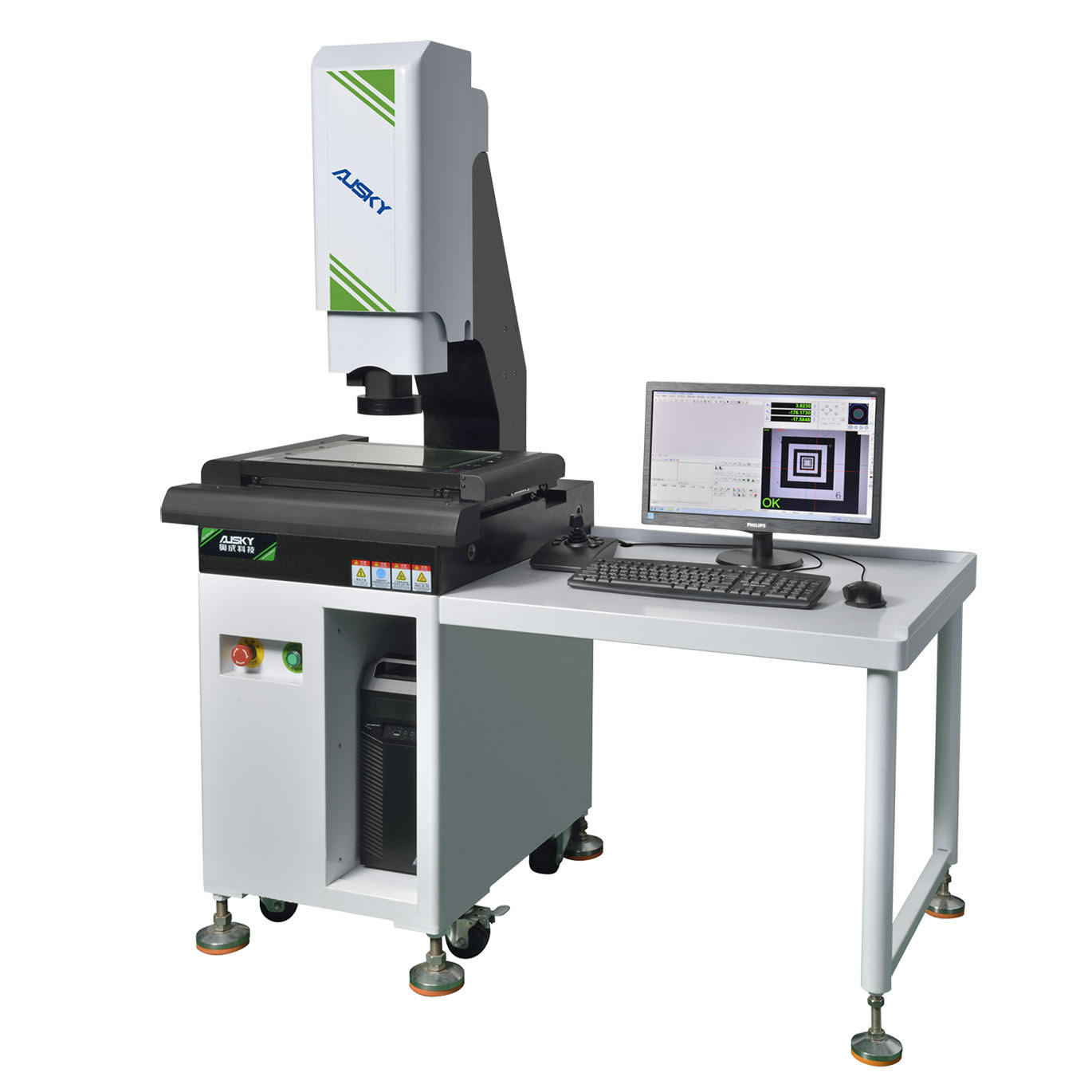 One-Stop Service [ Cmm Machine ] Measuring Machine Most Advanced CNC Type CMM Machine Coordinate Measuring For Precision Measurement