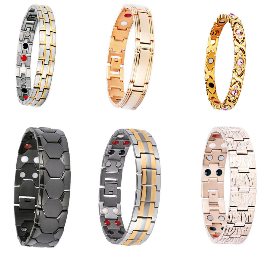 2020 New eco-friendly health energy bracelet, bio health magnetic bracelet, magnetic bracelet