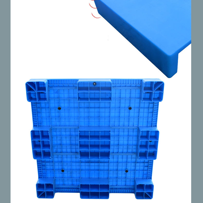 Industrial Pallet 1200x1200mm Durable Warehouse Heavy Duty Rack Stainless Steel Pallet For Sale Industrial Storage Surface Color