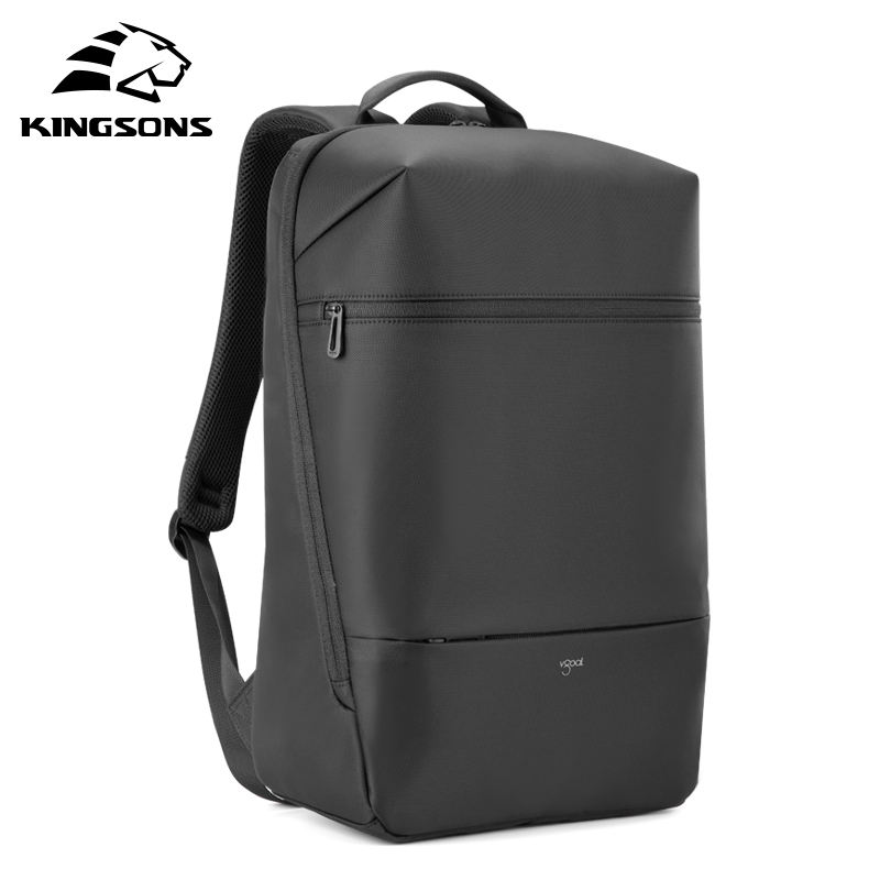 Kingsons 2021 New design 15.6'' anti theft Big capacity nylon Laptop business bags backpack
