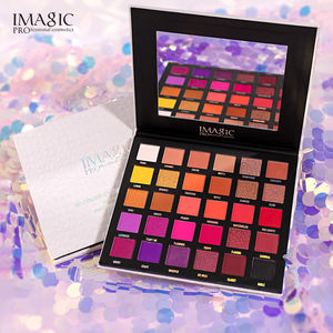 IMAGIC Eyeshadow Palette 30 Color Matte Shimmer High Pigmented Eye Shadow Powder
