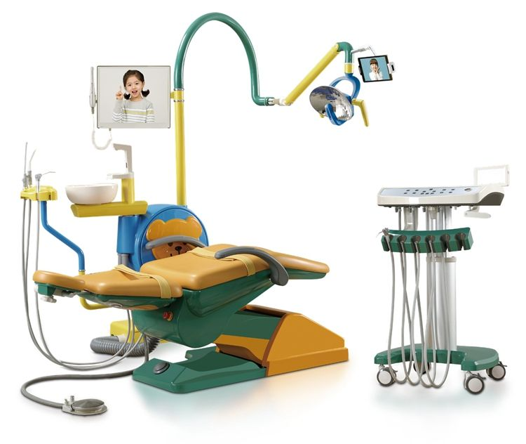 FN-KID CE approved dental chair pediatric