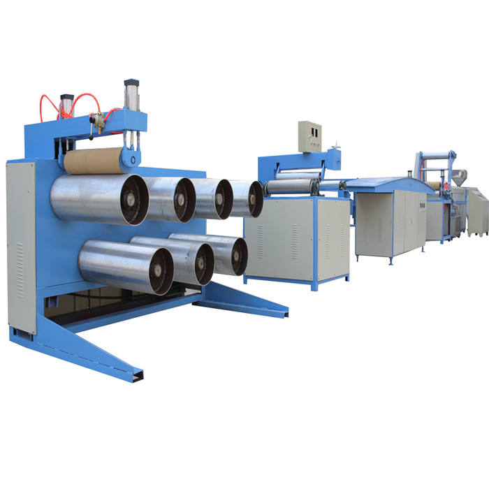 PP packing sack mouth raffia baler twine extruder machine greenhouse baler twine extruding machine