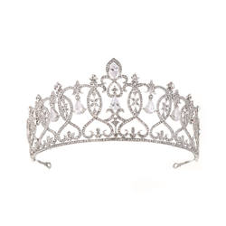 2020 Hot Sale High Quality Good Price wedding crown princess tiara bride in stock
