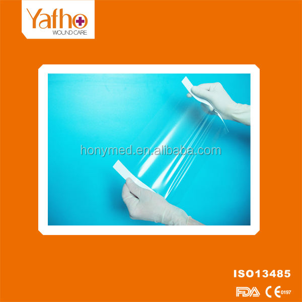 (Yafho) High Quality Infection prevention Waterproof sterile adhesive surgical films Incise Drape with CE FDA ISO