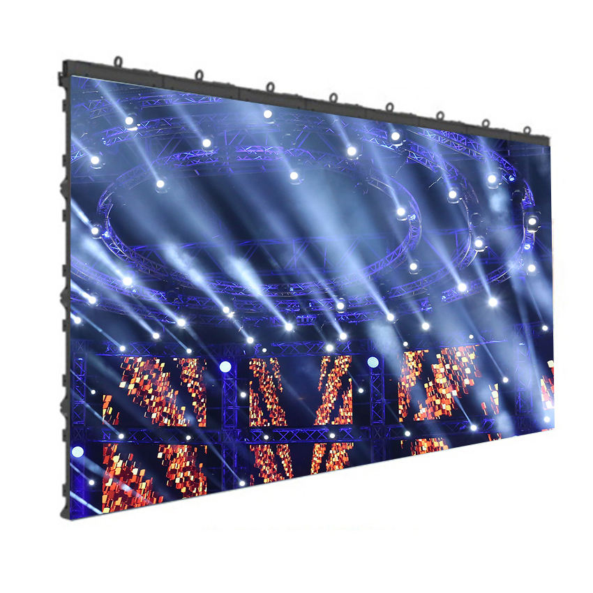 2020 new design 500x500mm full color smd p3 p3.91 indoor HD picture rental led video wall for church night club