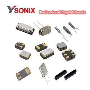 Pack of 10 MONO XTAL 21.4MHZ 2P 1.5DB TH,
